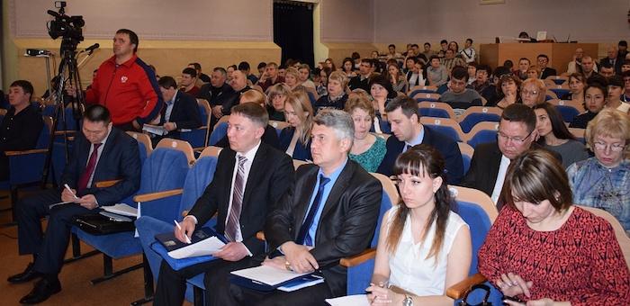 Конференция предпринимателей состоялась в Горно-Алтайске