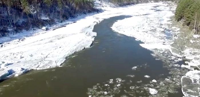 МЧС: Паводковая обстановка в Республике Алтай остается стабильной