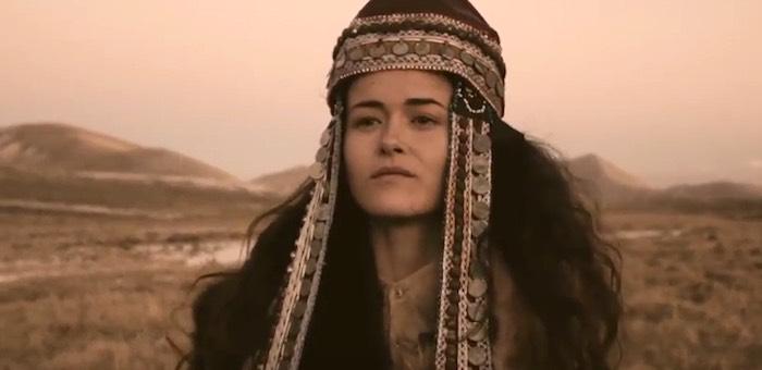 «Ак-Кадын, алтайский цветок»: в Италии сняли клип на песню о принцессе Укока