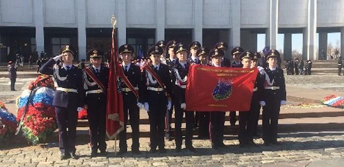 Команда кадетов школы №4 стала победителем всероссийского кадетского сбора