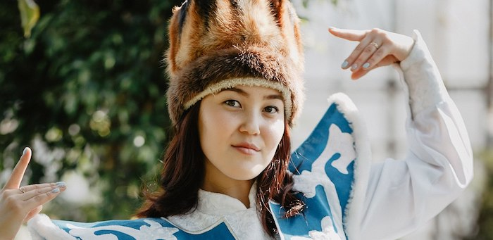 В Барнауле алтайское землячество провело конкурс красоты