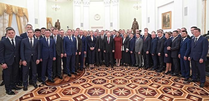 Два уроженца Горного Алтая окончили «Кремлевский Хогвартс»