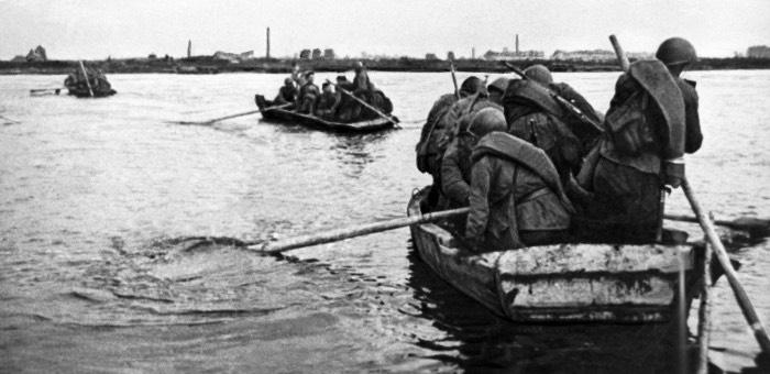 Старший сержант из Чепоша отличился в боях у Данцига