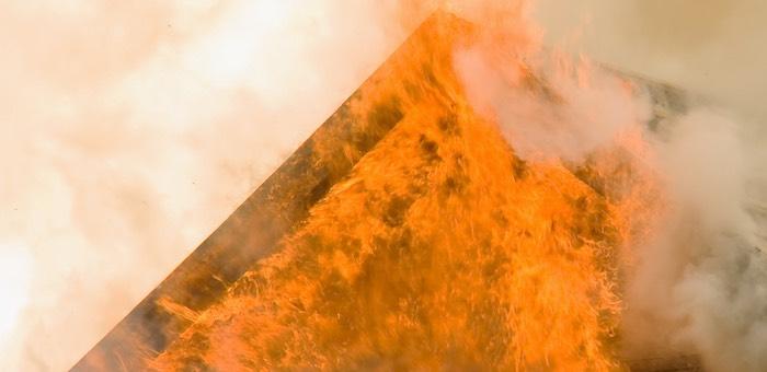 В Урлу-Аспаке сгорел местный ФАП