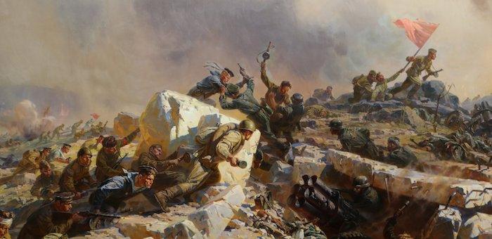 Житель Маймы проявил отвагу в сражении за Севастополь