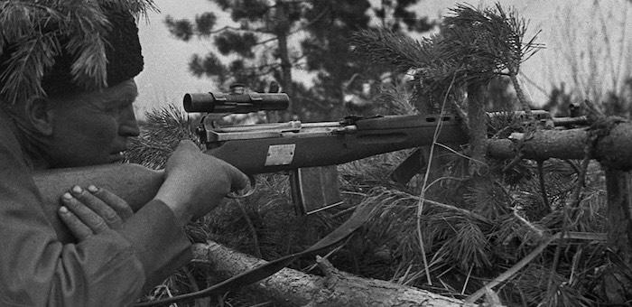 Меткий алтайский охотник обучил снайперскому ремеслу сослуживцев