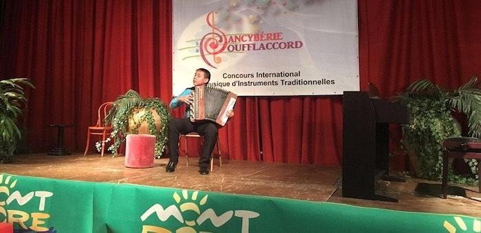 Братья Ахунджановы успешно выступили на музыкальном фестивале во Франции