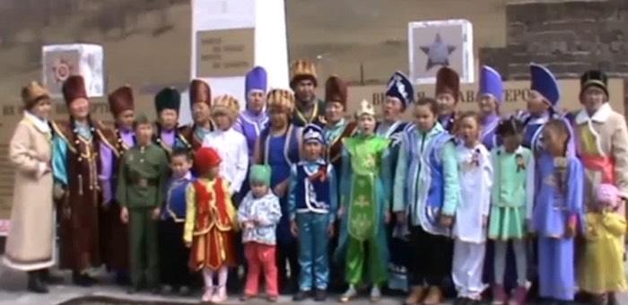 В клип «Катюша» включили фрагмент, снятый на Алтае