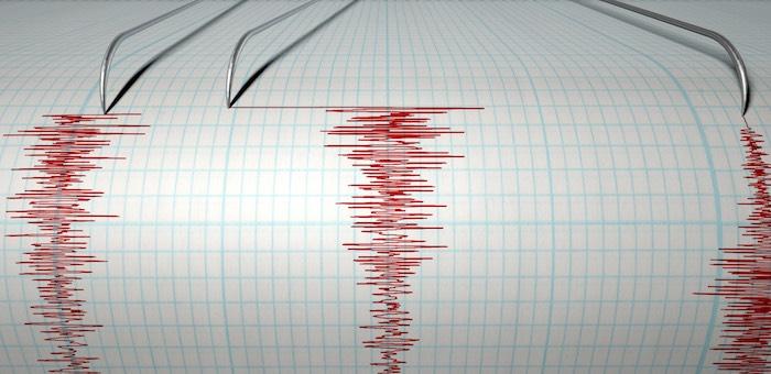В Чемальском районе произошло землетрясение