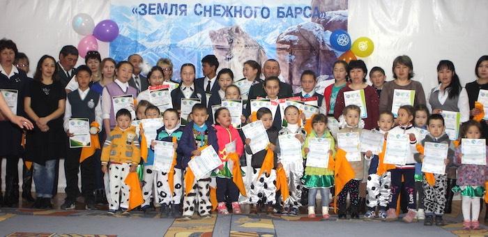 Фестиваль «Земля снежного барса» прошел в восточном Казахстане