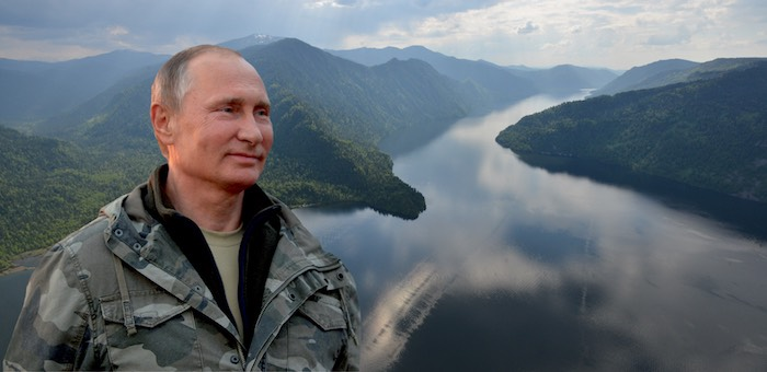 Путин назвал сохранение Телецкого озера одной из национальных целей России