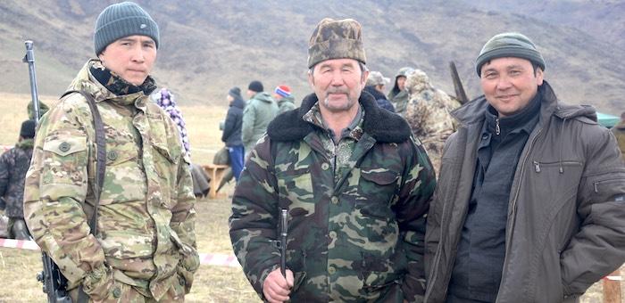 Соревнования по стрельбе из охотничьего оружия прошли в Горном Алтае