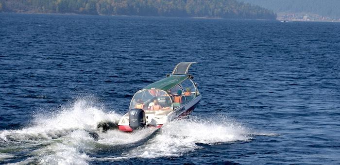 Навигация на Телецком озере открывается с 25 мая