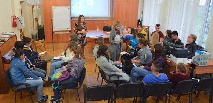 «Миллионы граммов добра»: в Горно-Алтайске провели школу для волонтеров