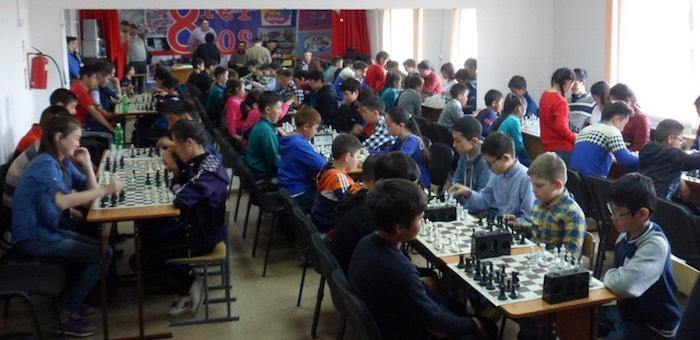 Детский шахматный фестиваль прошел в Кош-Агаче