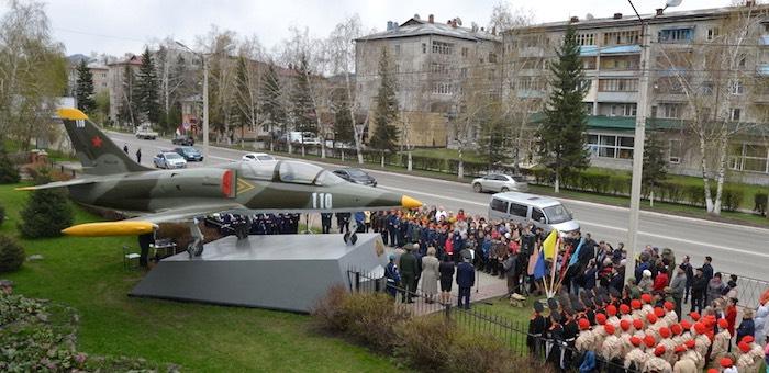 В Горно-Алтайске открыли новый памятник