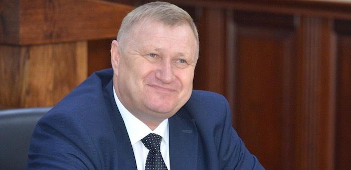 Николая Кондратьева наградили орденом «Тан Чолмон»