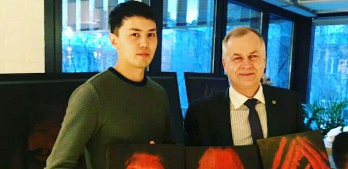 Аржан Ютеев стал обладателем Гран-при конкурса «Таланты Сибири»