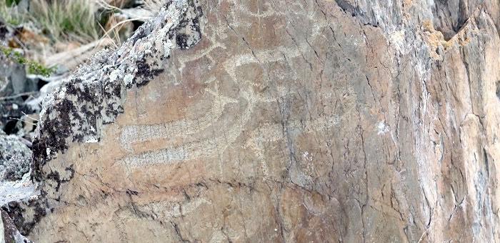 Специалисты проверили состояние археологических памятников в Усть-Канском районе