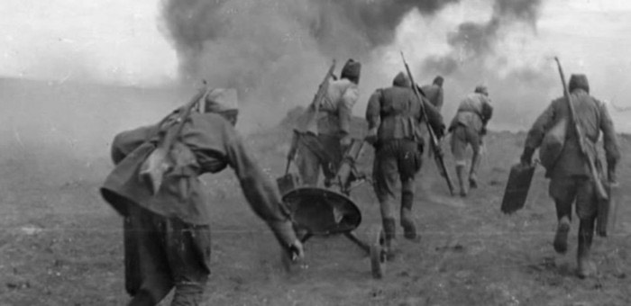 Турочакский минометчик «задал жару» немцам на Орловщине