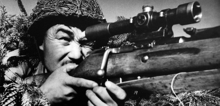 Снайпер из Кош-Агачского района уничтожил десять оккупантов