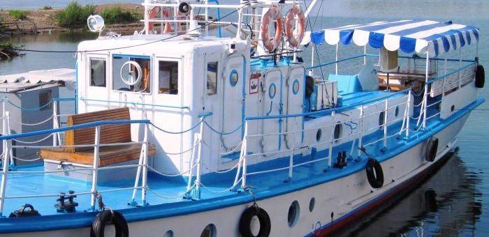 Катер незаконно зарегистрировали как маломерное судно на Телецком озере