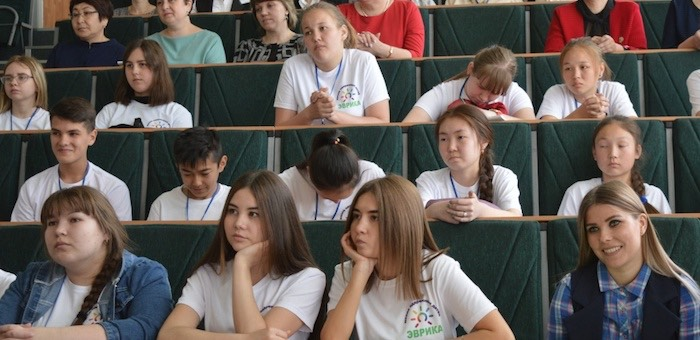 Талантливые дети пройдут обучение в школе «Эврика»