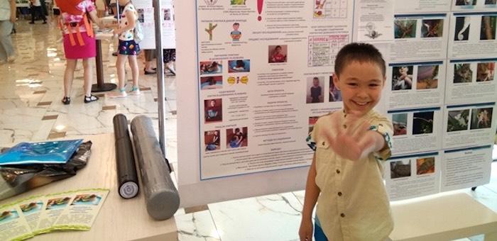 Школьник из Маймы стал призером всероссийского конкурса «Я – исследователь»