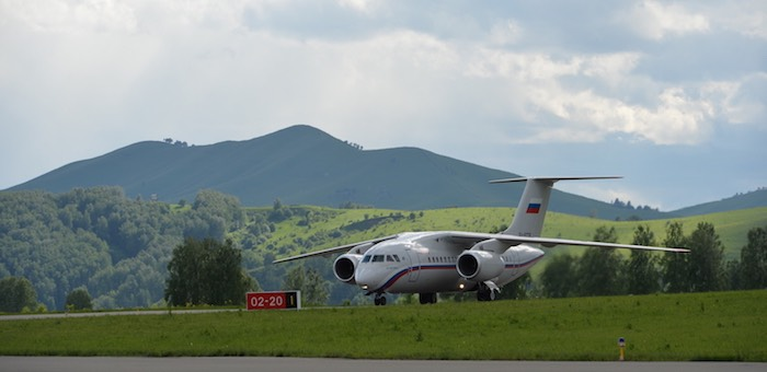 Горно-алтайский аэропорт стал одним из лучших в СНГ