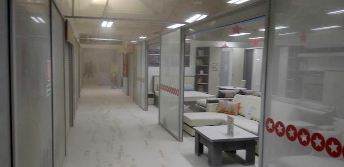 ЧП в торговом центре «Горный»: эвакуировано около 250 человек (фото)
