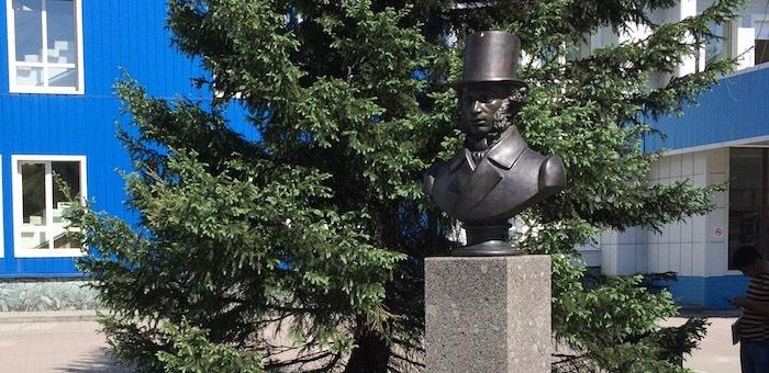 В Горном Алтае день рождения Пушкина отметят акцией «Свободный микрофон»