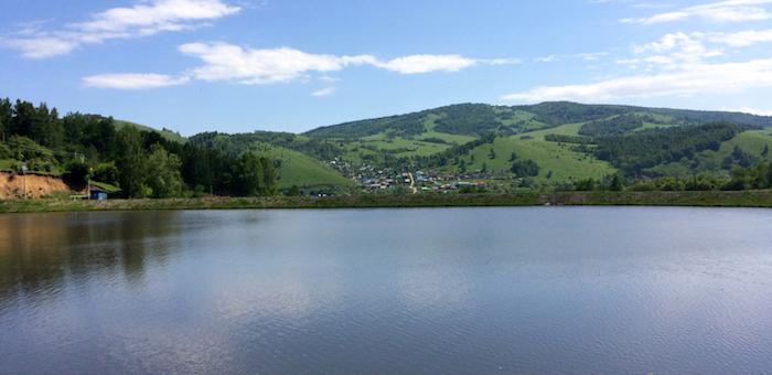 В Горно-Алтайске открылся купальный сезон