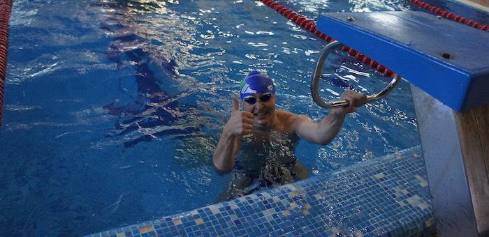 В Горно-Алтайске состоялись соревнования по плаванию среди спецслужб