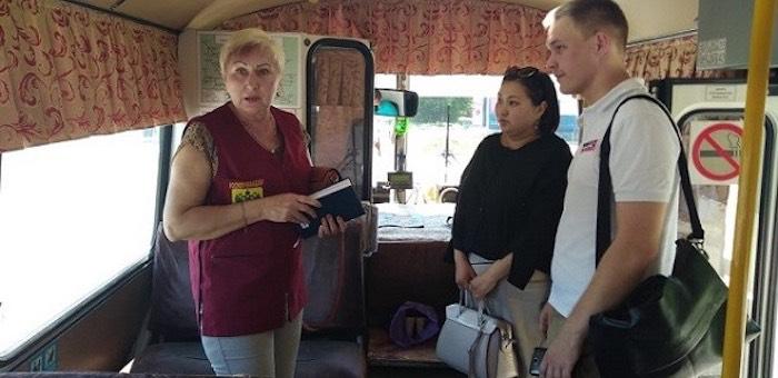 «Народный контроль» выявил нарушения в работе городских автобусов