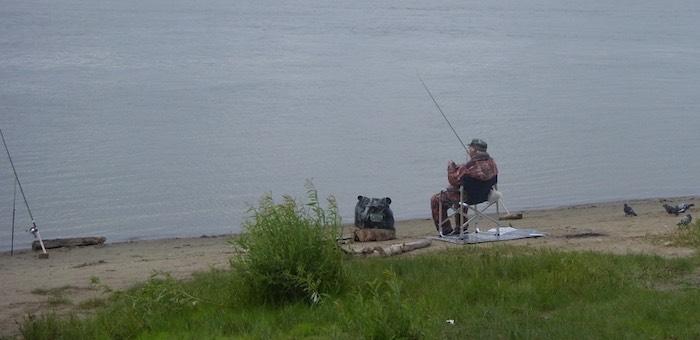 В Омской области утонул рыбак из Горно-Алтайска