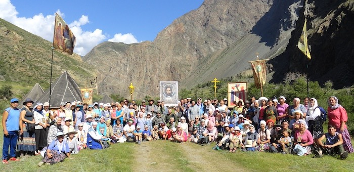 Крестный ход «По стопам миссионеров Алтайских» пройдет в конце августа