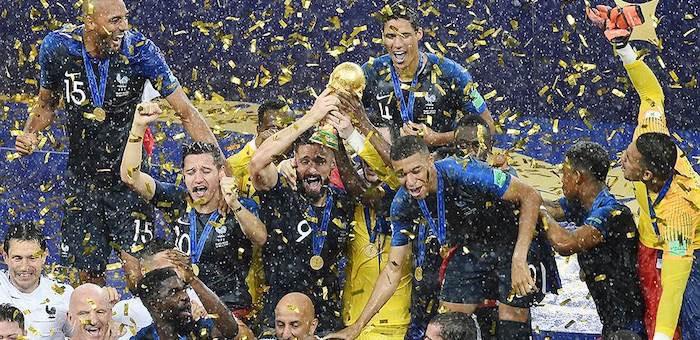 Большинство любителей футбола на Алтае в финале чемпионата мира болели за Францию