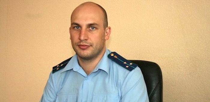 Илья Вайнер назначен Горно-Алтайским транспортным прокурором
