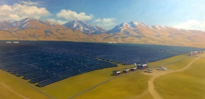 Строительство двух солнечных электростанций началось в Республике Алтай