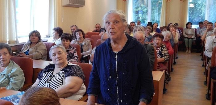 Совещание с председателями уличных комитетов и ТСЖ состоялось в мэрии