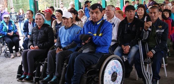 Парафестиваль «Мы раскрываем крылья!» прошел в Республике Алтай