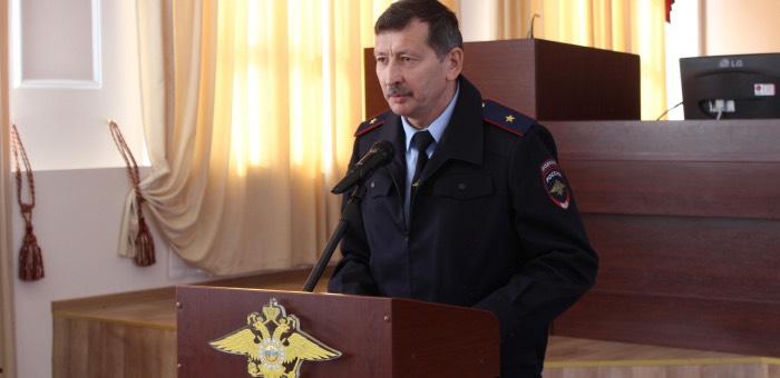 Главный инспектор МВД России проведет в Горно-Алтайске прием граждан