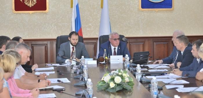 В правительстве обсудили вопросы развития конкуренции