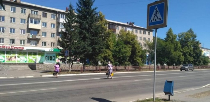 В Горно-Алтайске перенесут один и ликвидируют три пешеходных перехода