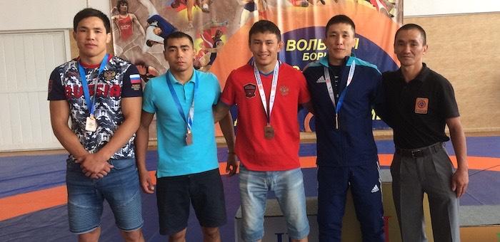 Алексей Тадыкин вновь стал чемпионом Сибири по греко-римской борьбе