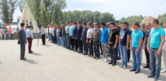 200 полицейских с Алтая обеспечивали порядок на Чемпионате мира по футболу
