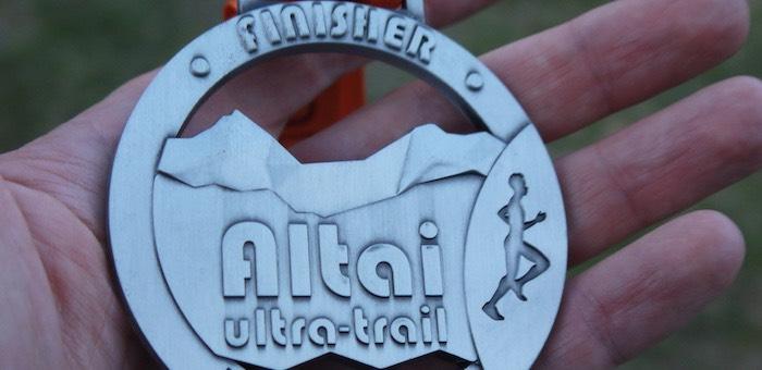 Вера Водолеева поразила участников гонки Altai Ultra-Trail