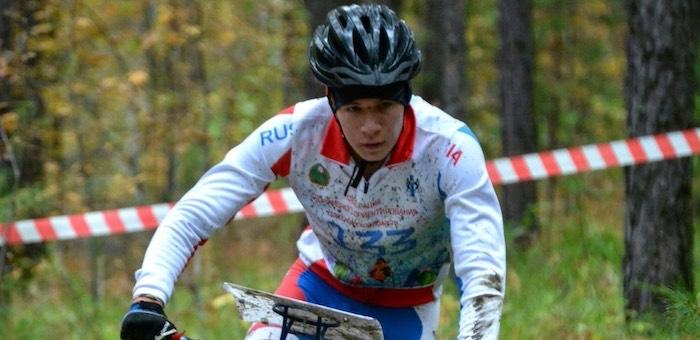 Ярослав Черемных завоевал серебро чемпионата Европы по велоориентированию