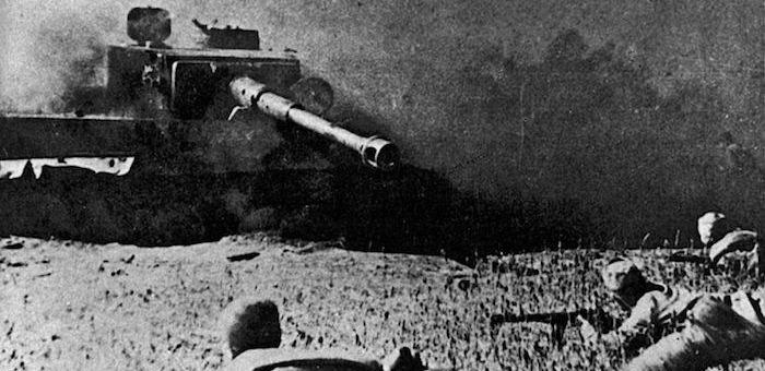 Гвардеец из Кош-Агача противостоял немецким «тиграм»