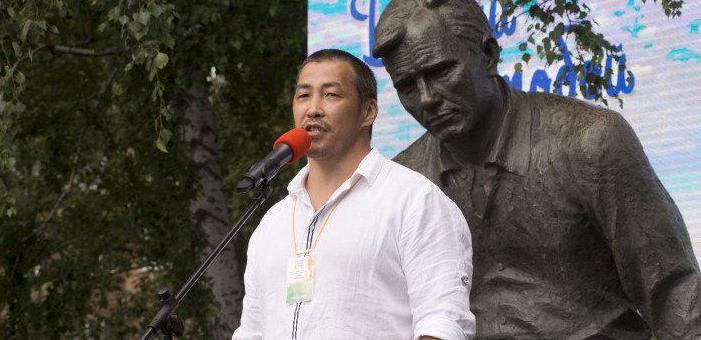 Актер Амаду Мамадаков стал почетным гостем Шукшинского фестиваля